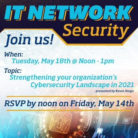 IT Network Security Event