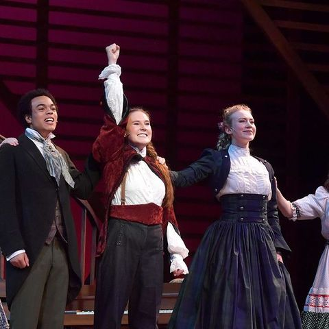Kent State University's School of Theatre and Dance Production of Little Women