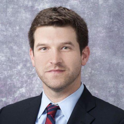 Pic of Ryan Logan, PhD, University of Pittsburgh