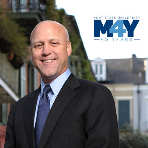 Portrait of Mitch Landrieu