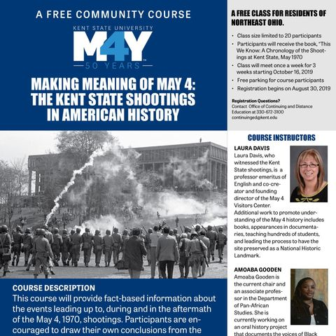 May 4 Community Course