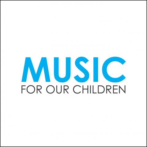 Music for Our Children Logo