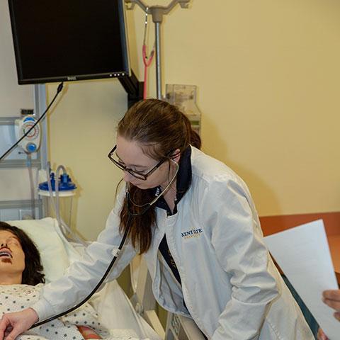 Online Information Webinar - Nursing Session