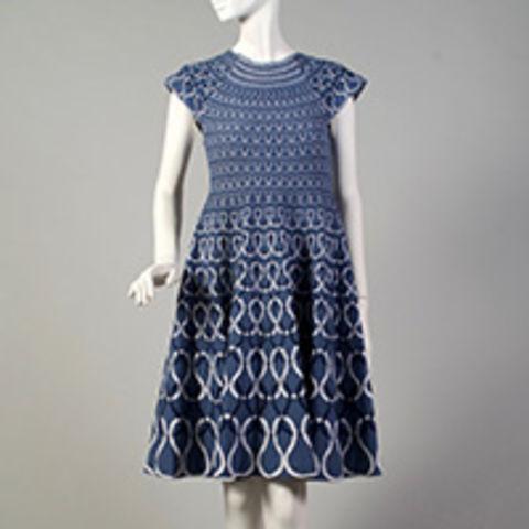 Linda Ohrn-McDaniel Knit dress