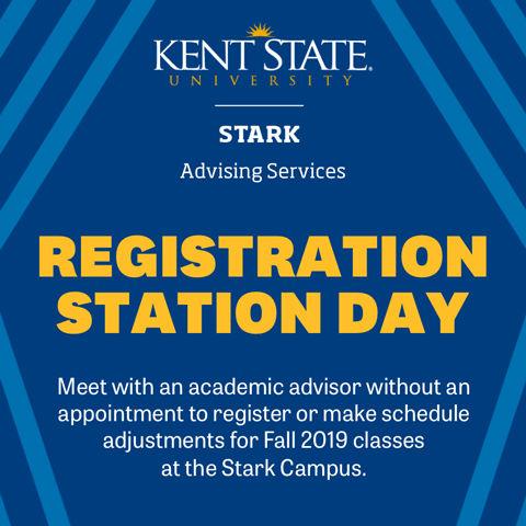 Registration Station Day