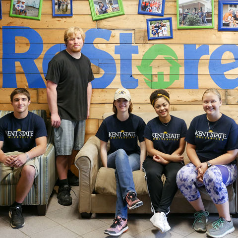 FYE Summer Service Project: ReStore