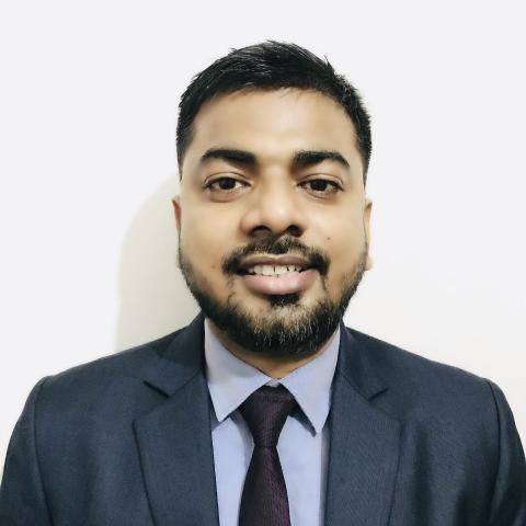 Headshot of Rituraj Singh