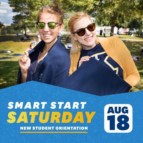 Smart Start Saturday at Kent State Stark