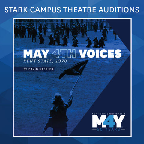 Auditions for May 4th Voices at Kent State Stark