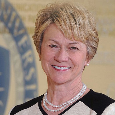 Kent State Univserity President Beverly Warren