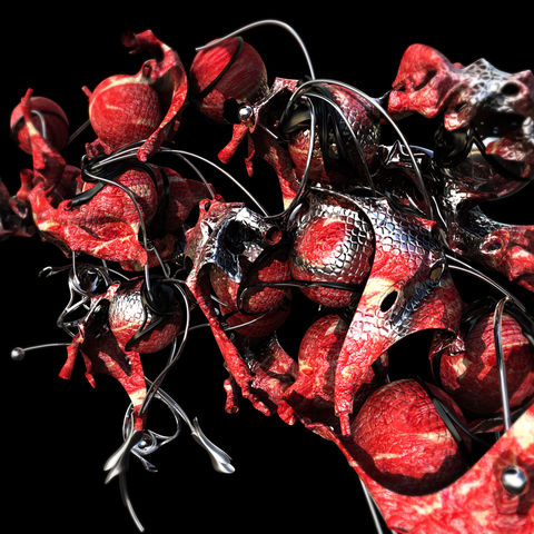 Work by Hernán Díaz Alonso