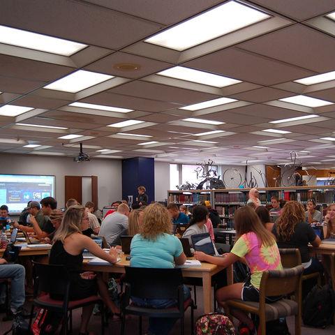 Teaching Area