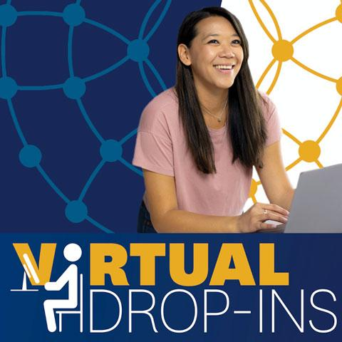 Virtual Drop-In Sessions