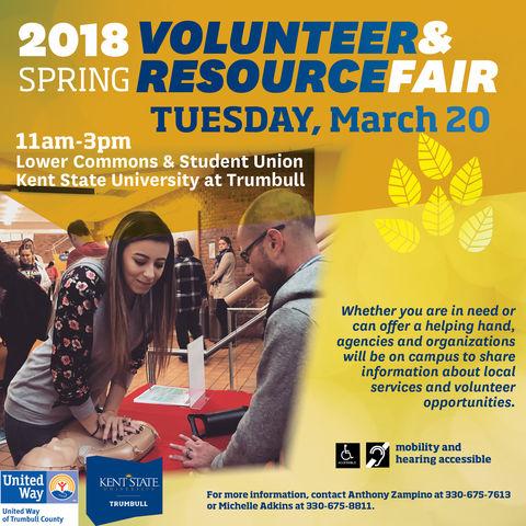Volunteer & Resources Fair