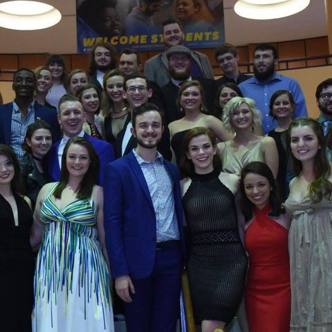 2017 Senior Class of School of Theatre and Dance
