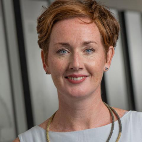 School of Fashion Director, Dr. Louise Valentine