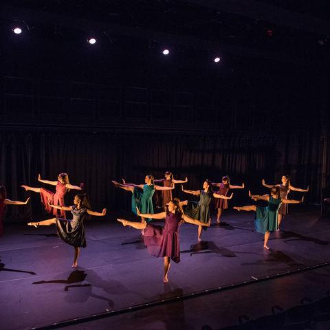 Strange Invisible Perfume – Kent Dance Ensemble