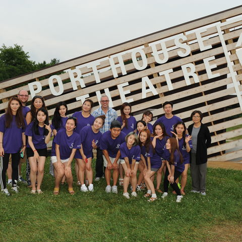Porthouse Theatre's first International Academy