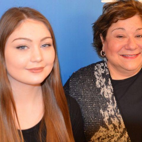 Kayliegh Crumb and Elizabeth Bartz