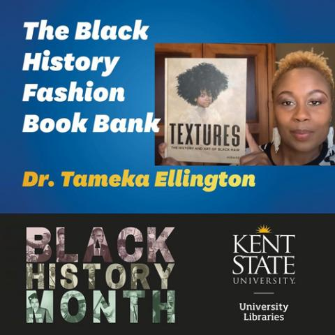 Black History Fashion Book Bank - Dr. Ellington