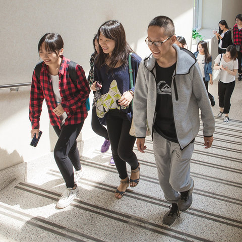 27 Chinese students attend Kent State Stark for Fall 2016