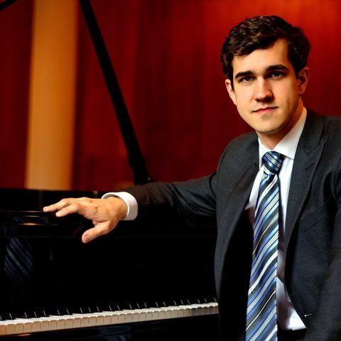 Cahill Smith, piano