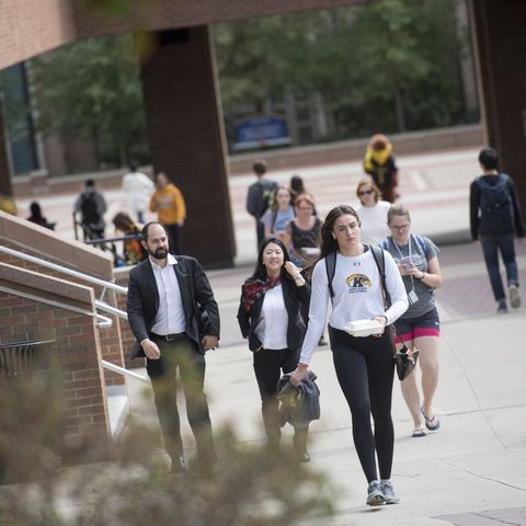 Thousands of Kent State students will benefit from the support given to select campaigns as part of Giving Tuesday.