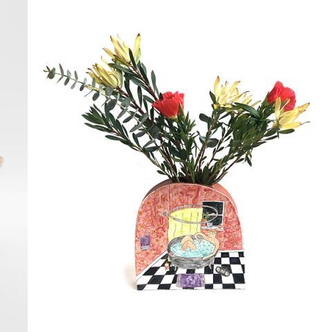 Ceramics artwork by Joe Kraft, Eun-Ha Paek, and Molly Ann Bishop