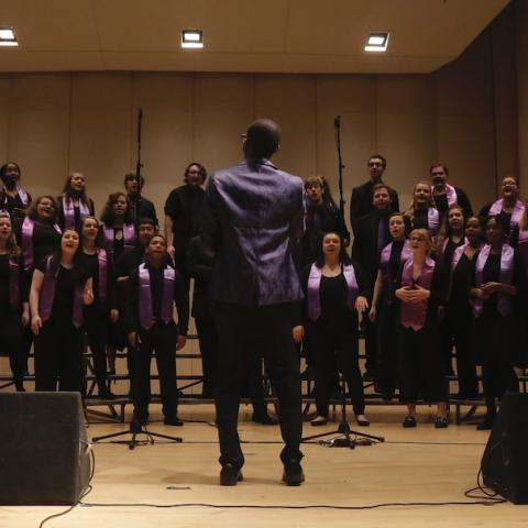 Kent State Gospel Choir