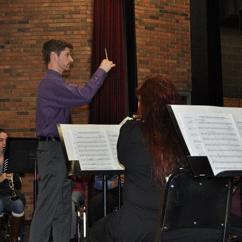 Tusc University Band