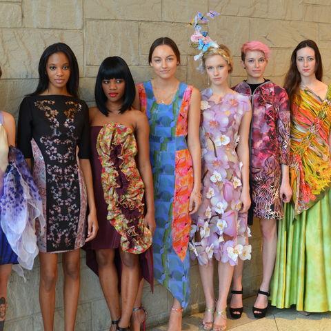 Fashion Meets the Botanicals 2016