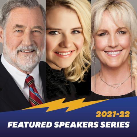 2021-22 Featured Speakers Series
