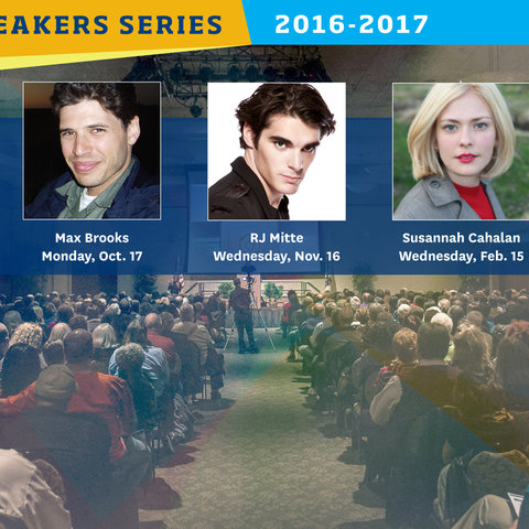 Featured Speaker Series for 2016-17