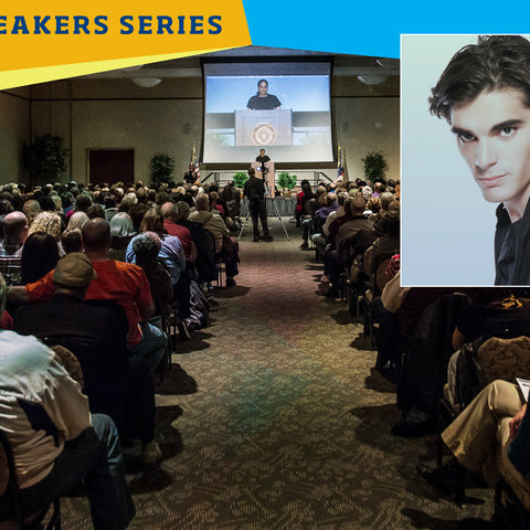 Featured Speaker RJ Mitte