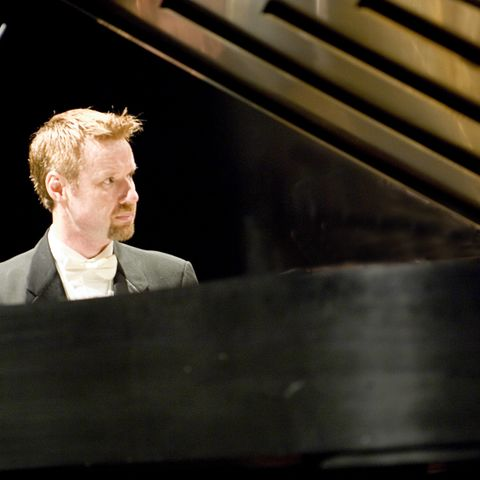 Read Gainsford, pianist