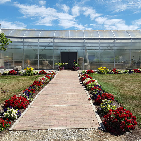 Kent State Geauga Greenhouse