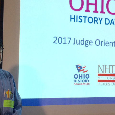 History Day Judges in Cleveland