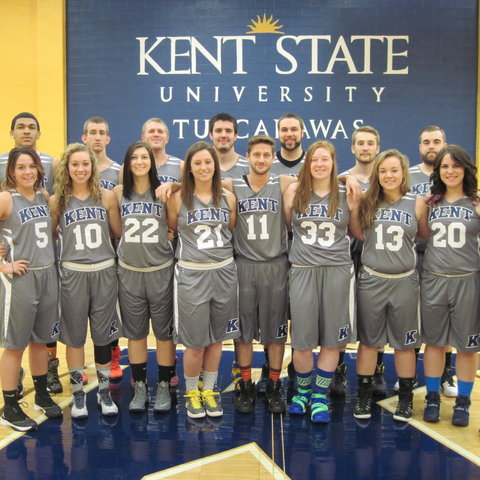 Men's and Women's Basketball Teams