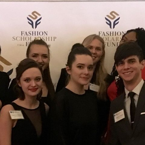 Kent YMA Fashion Scholarship Fund Award Winners