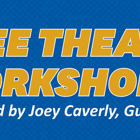 Joey Caverly Deaf Theatre Workshop