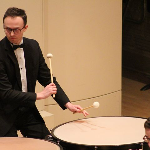 Jacob Ottmer, percussionist