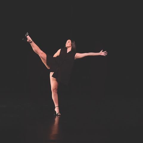 B.F.A. Dance Performance Senior performs in concert.