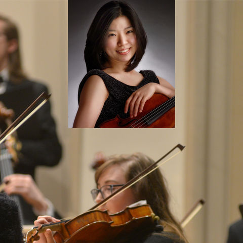 KSU Orchestra, Conductor and Soloists