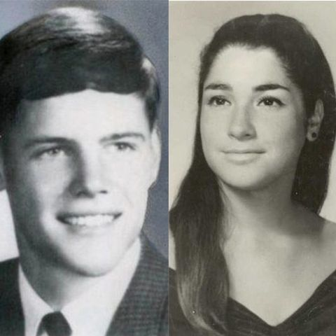 Photo of the four students killed May 4, 1970
