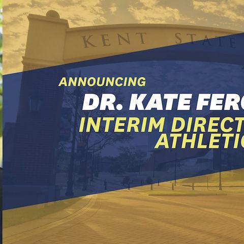 Dr. Kate Ferguson, Interim Director of Athletic Bands