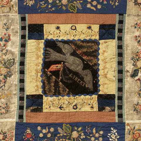 Ohio Quilts Exhibit - Keckly Quilt
