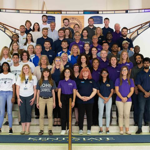 Forty Northeast Ohio students from ten colleges and universities gathered for five days of entrepreneurial immersion at Kent State