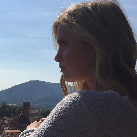 Kent State Florence students enjoy the sights of the Italian countryside.