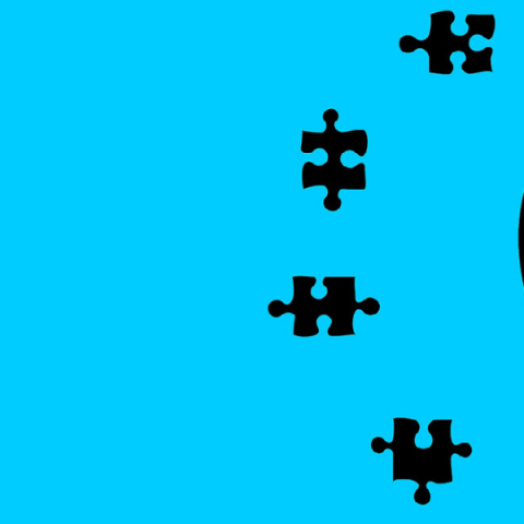 Image by Tumisu from Pixabay of puzzle pieces missing out of a head