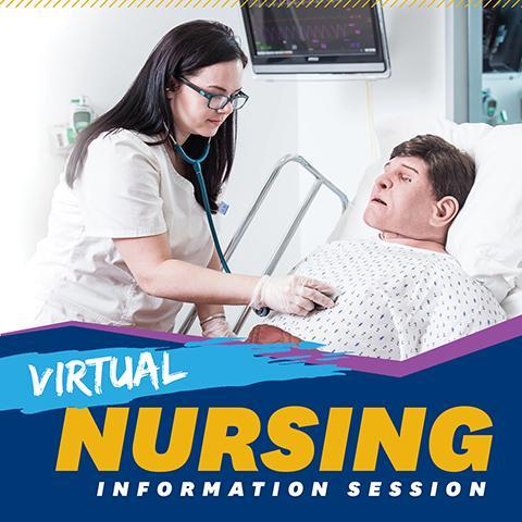 Virtual Nursing Information Session